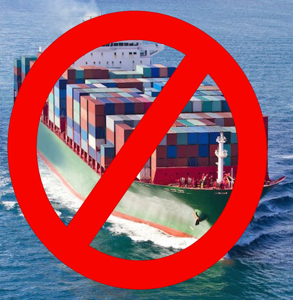 No-Container-Ship